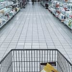 grocery-cart-in-store