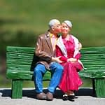 mature-couple-on-bench